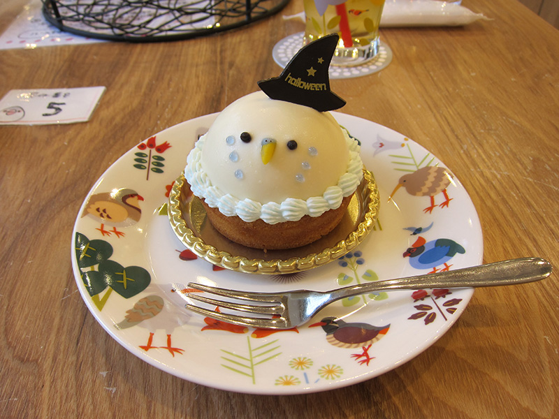 KOTORI CAFE-可愛的蛋糕